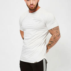 Slim Fit Cut Constructions Wholesale Blank T Shirts