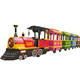 children 4 train carriages trackless train mini train for children