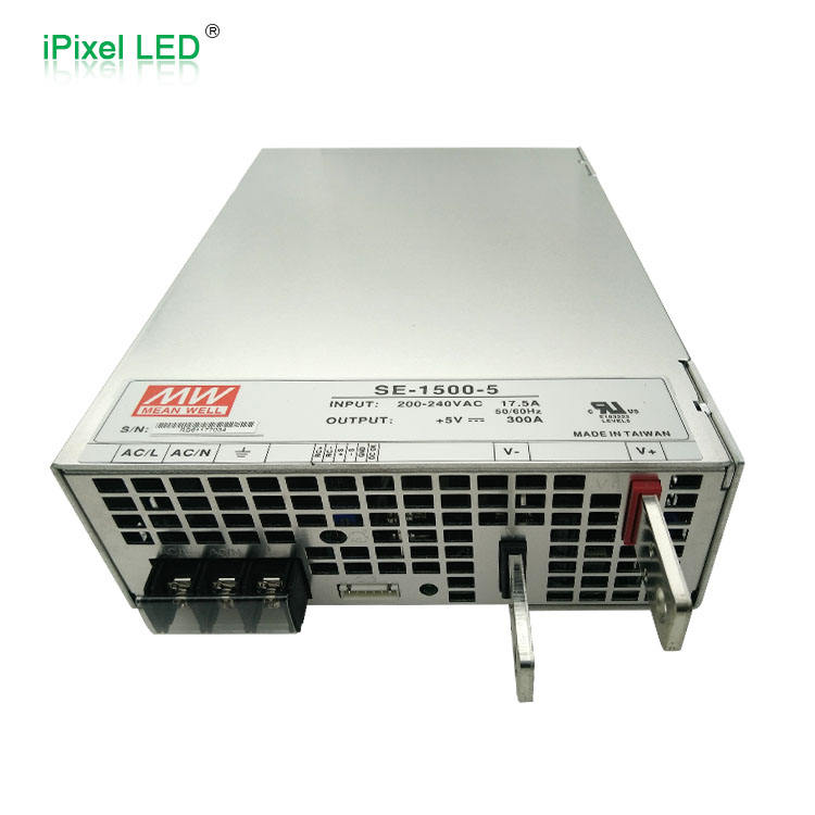 Meanwell 1500 W switching power supply SE-1500-5