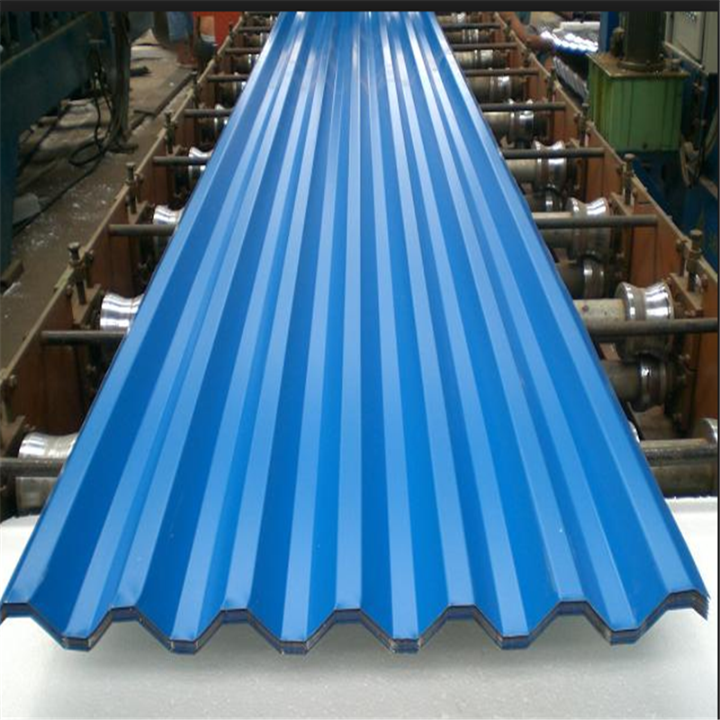 Color coating galvanized steel corrugated ppgi cn popular products ppgi sheet