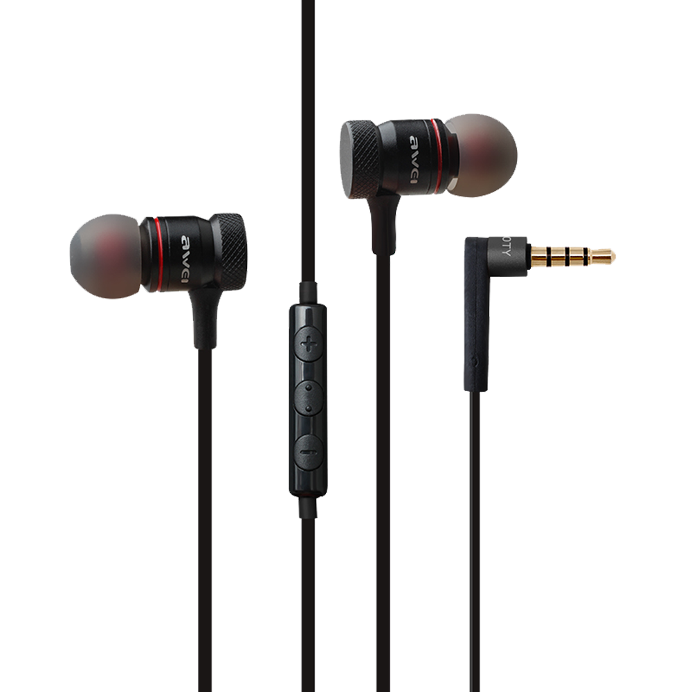 2018 hot sales professional factory professional heavy bass sound quality earphone mobile phones china