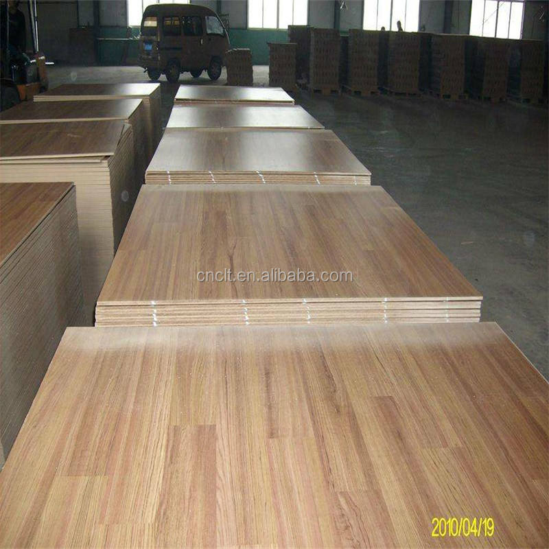 melamine mdf for funiture and wall panel