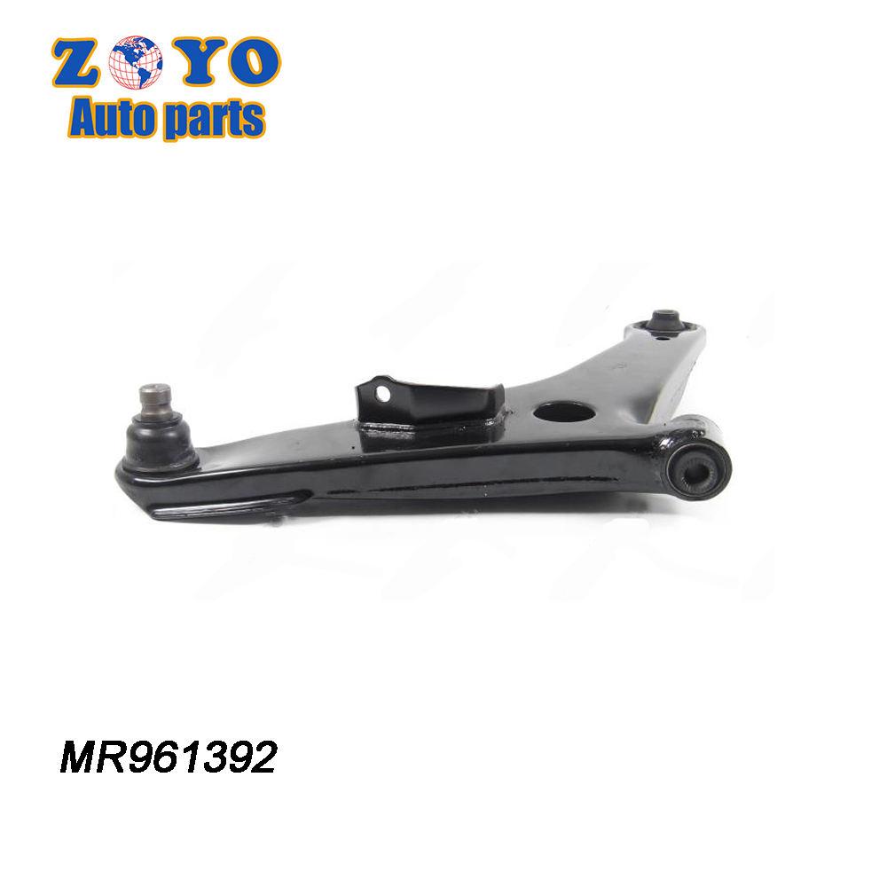 2 bras de suspension essieu avant gauche droit bas arri/ère