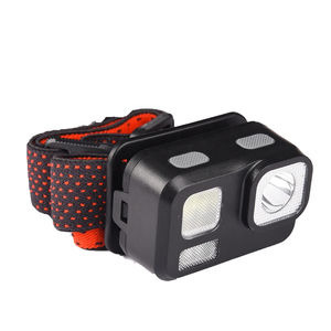 WARSUN 2019 new dry battery powerful LED Headlight camera headlamp