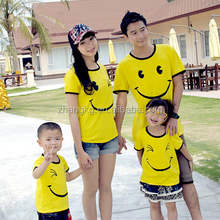 Family t-shirts /round neck t-shirt / Paternity Day's t-shirt