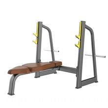 SUPK-1530 plate loaded gym fitness equipment  weight bench press weight lifting exercise machine Horizontal Push-chest Trainer