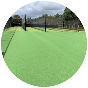 Standard cricket wickets artificial grass 10mm synthetic turf