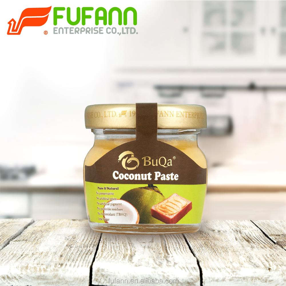 Taiwan Wholesale Best Selling Coconut Paste, Butter, Cream, Spread 28G
