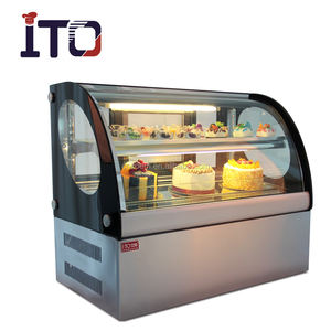 RI-900 Table Top Beautiful Design Refrigerated Pizza Showcase