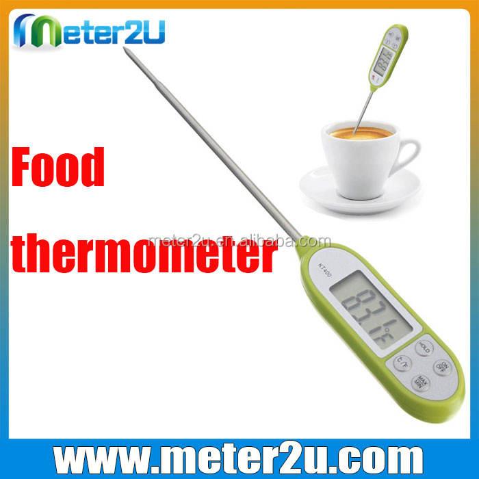 食品飲料lcdディスプレイ最高トルコ温度計