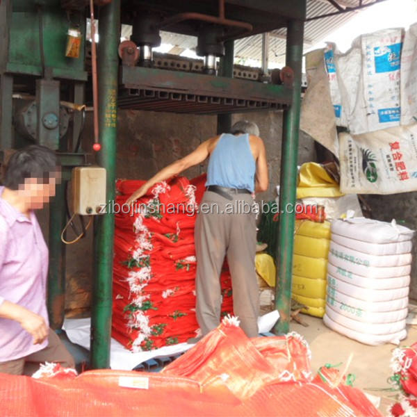 Good quality factory price 50kg pe mesh bags