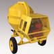 diesel engine cement mixer in Africa