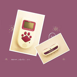 Dogs Air Freshener Pets translator