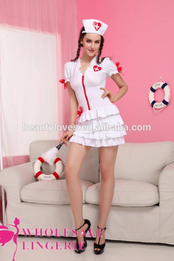 2015 новинка сексуальное медсестра Высокое качество сексуальное костюм медсестры