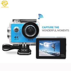Wholesale Digital Camera 4K 30Fps 1080p 2.0 Inch Action Came