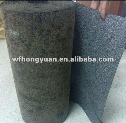 bitumen roofing felt for garden roof/henhouse/kennel/birdhouse