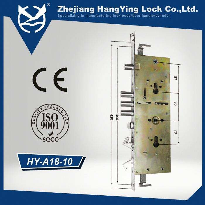 FACTORY SUPPLY!! High Sercurity CE Certificated water tap lock