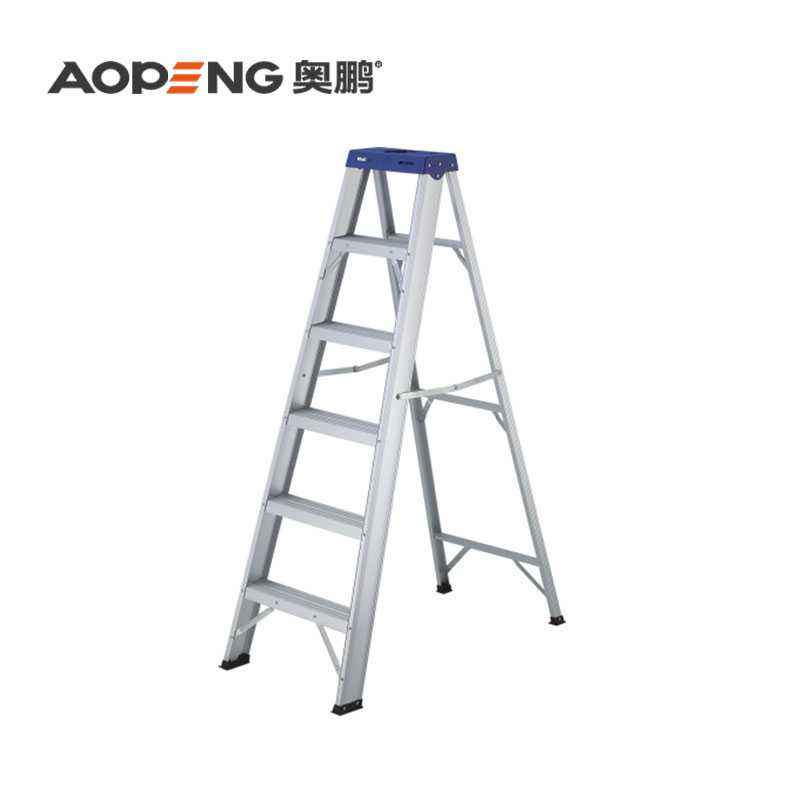 Aluminium straight folding attic aluminium ladders for sale