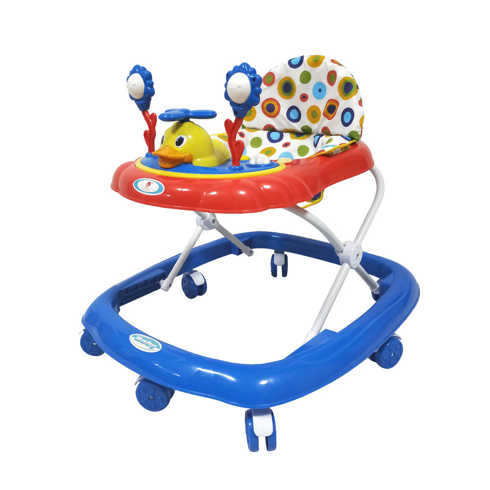 Children music walker car style stroller doll toy baby walkers
