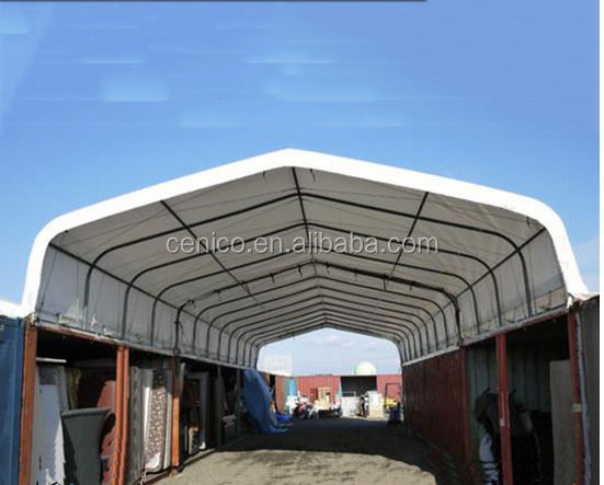 Container Roof Top Tent , Portable Container shelter