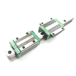 NEW linear guide HGR20 L100mm to 4000mm with 2pcs HGH20CA or HGW20CC cnc rail block linear block CNC parts