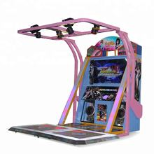 arcade video dance indoor coin operated dancing game machine