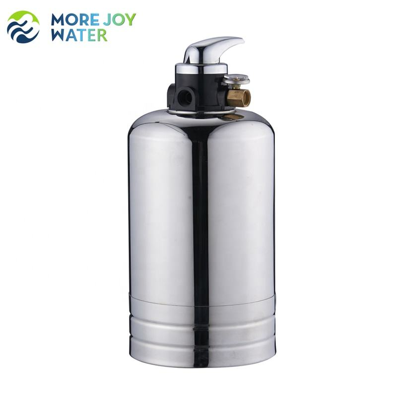Water Filter Outdoor Whole House Stainless Steel Softener Water Filter
