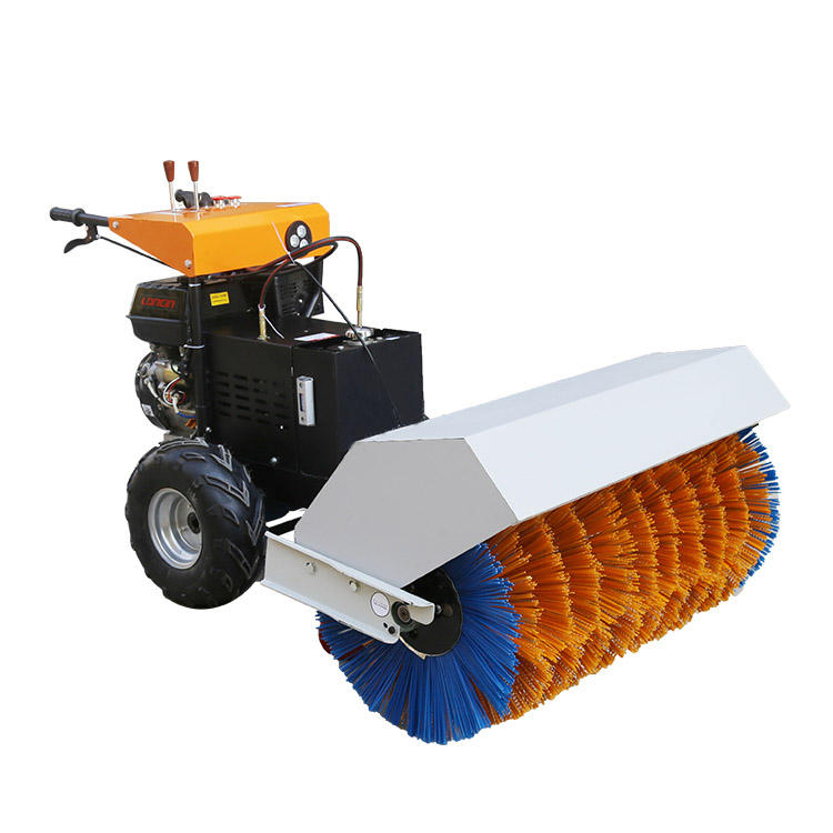 nuoman hydraulic snow sweeper machine for sale