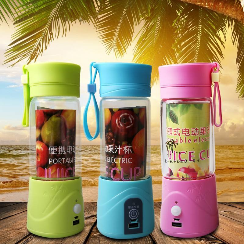 Christmas Gifts Joy Shaker Blender mini Bottles Jamun Fruit Personal Juicer Home Appliance Portable Blender