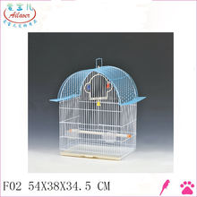 house made of metal good design small wire mesh bird cage