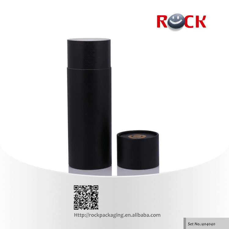 Factory direct Hot selling black paper tube