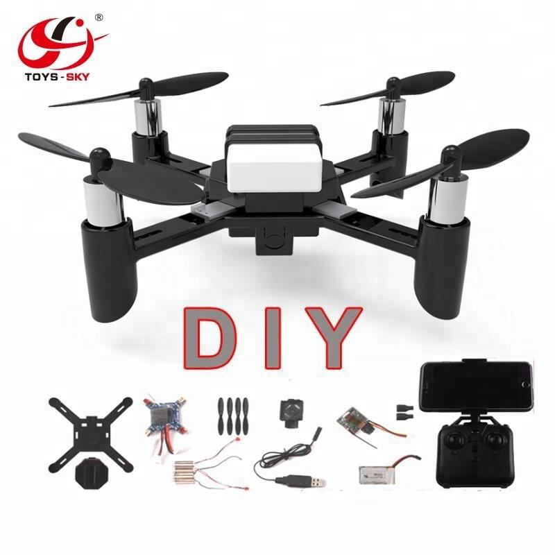 Toysky X4HW Drone DIY Assembling Kits Wifi FPV Camera Auto Hovering Wholesale for Kids