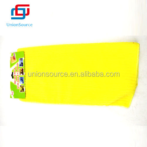 2015 Hot Selling 35 * 35 cm Yellow Super-Absorbent Home Clean Cloth