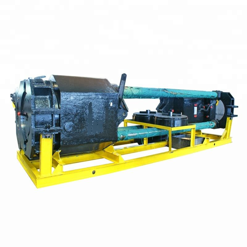 DD35 guide rod pile driver diesel pile hammer for Philippines