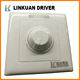 China Switch Lights Dimmer Led UL CUL 100% China Supplier Decorator Input 100-240VAC LED Dimmer Switch For Led Lights