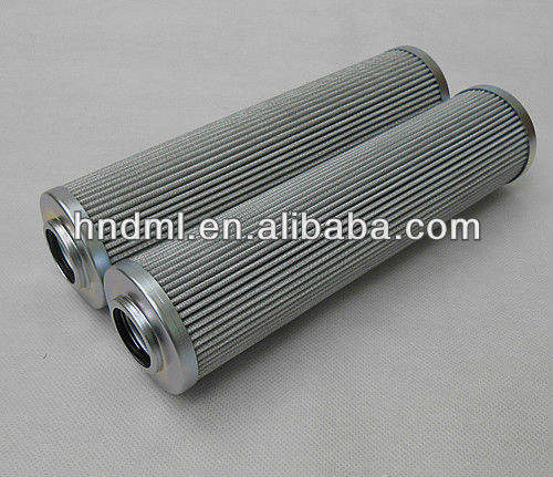The replacement for INTERNORMEN hydraulic oil filter element 01E.240.10VG.30.E.PB, Triple pump filter element