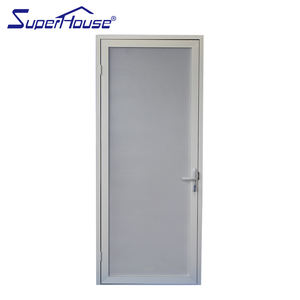 Fire proof stainless steel mesh hinged door from China