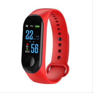 2019 cheapest smart watch popular wristband health smart bracelet M3Y with Heart rate monitor fitness tracker m3