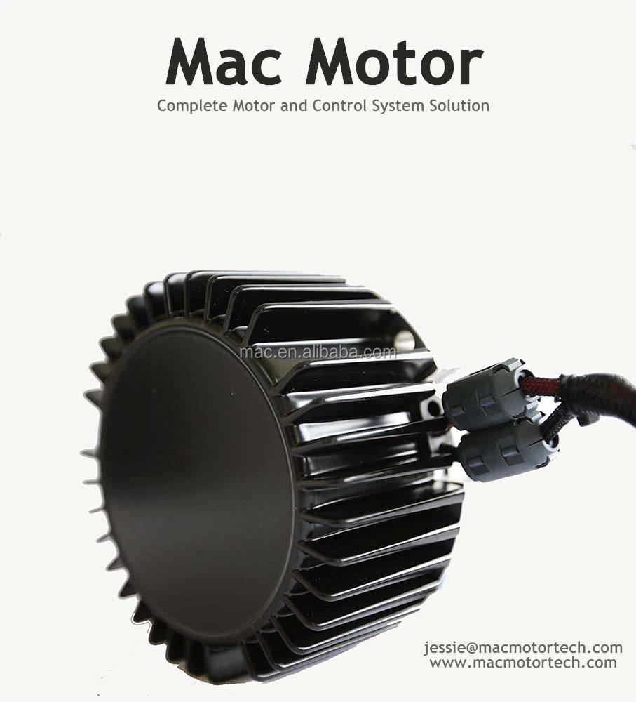 electric scooter transaxle motor with sufficient quantity