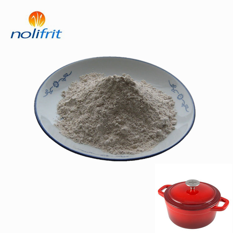 With Free Sample [ Coating Powder ] Powder International Standard Top Quality Enamel Coating Powder Frit For Pots