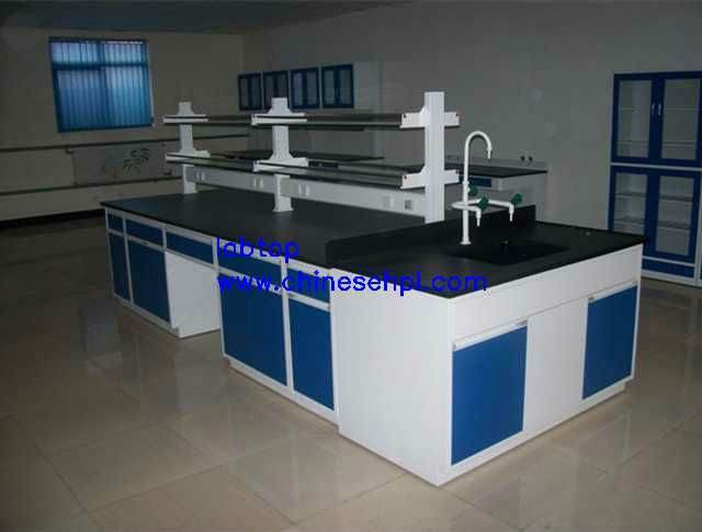 Laboratory Furniture ,Lab Chemical resistant countertop