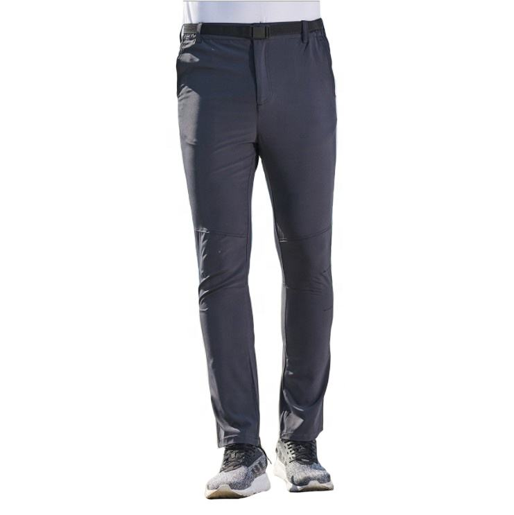 fashion Mens Outdoor Mountain Wear Trek Water Resistant Trousers Lightweight Hiking Pants