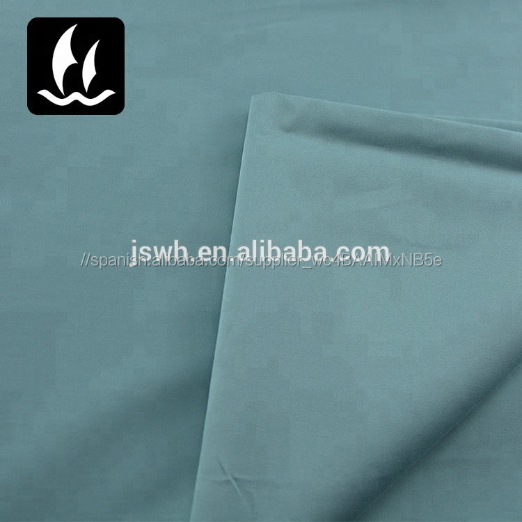 Reducir resistente característica sarga 100% algodón tejido textil