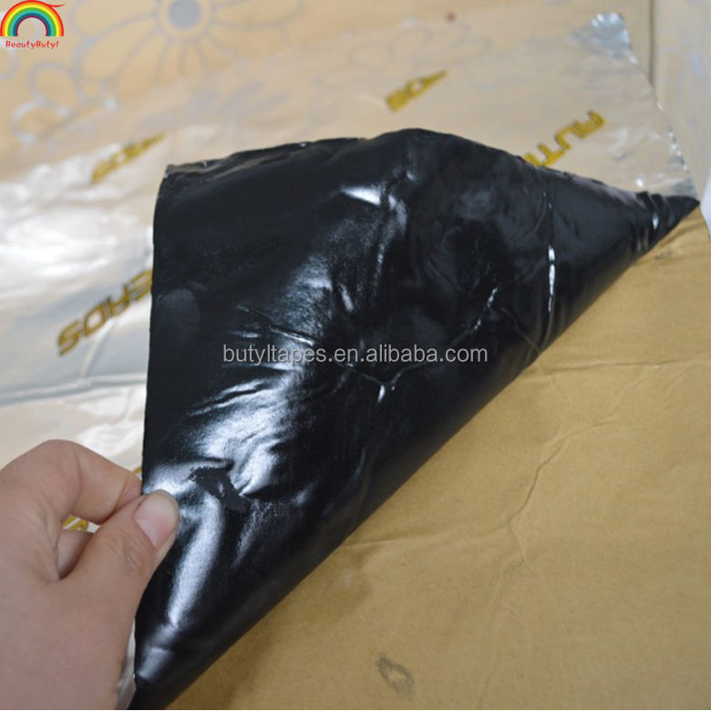 Top selling butyl rubber car sound dampening