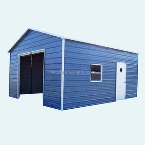 prefab metalen garages/prefab garage kits