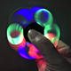 Newest Professional Finger Gyro Led Light Up fidget Hand Spinner from Shenzhen Factory