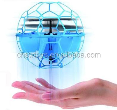 Fx090 enregistrer vol et Anti - choc rc brainpower réaction ballon gonflable ufo