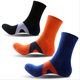 Wholesale elite basketball sport copper compression socks with logo
