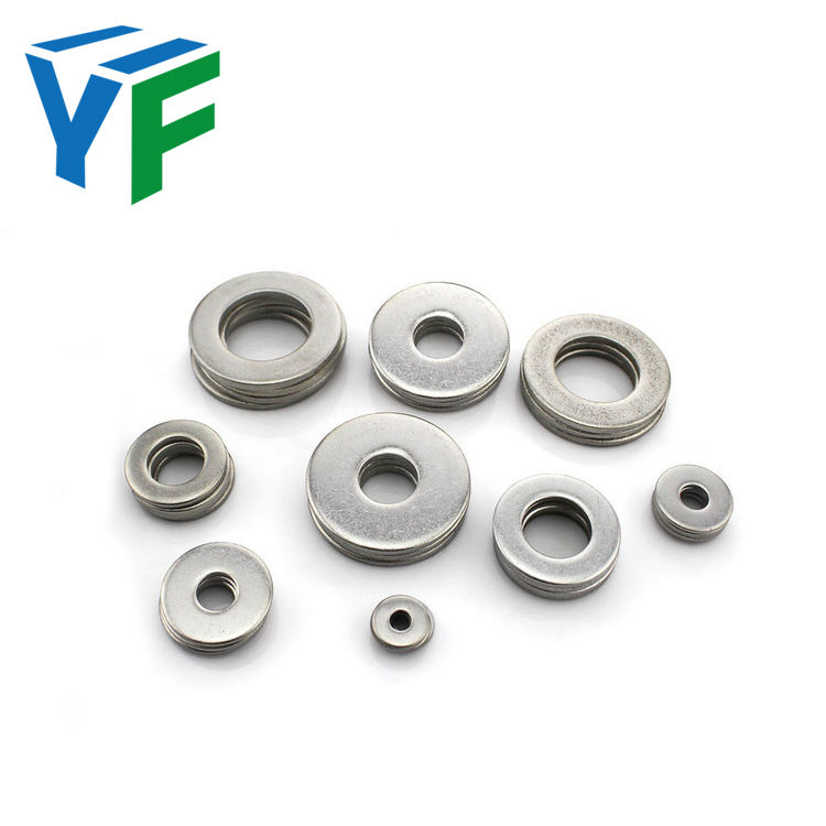 Customized Stainless Steel Flat Metal Spiral Wound Ring Gasket