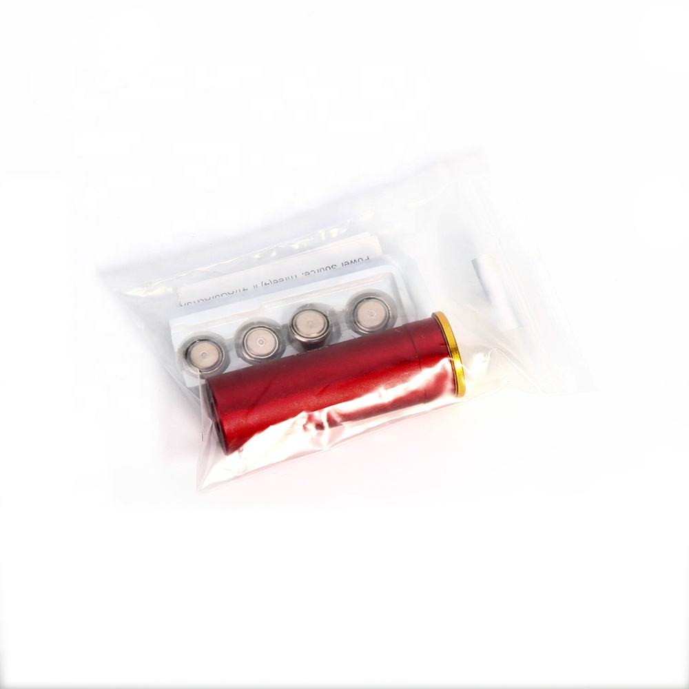 HY High Quality Tactical 12GA Cartridge Hunting Red Laser Bore Sight